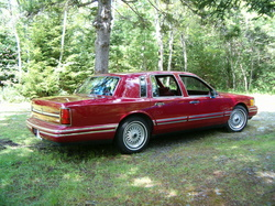 HT4500V8 1994 Lincoln Town Car
