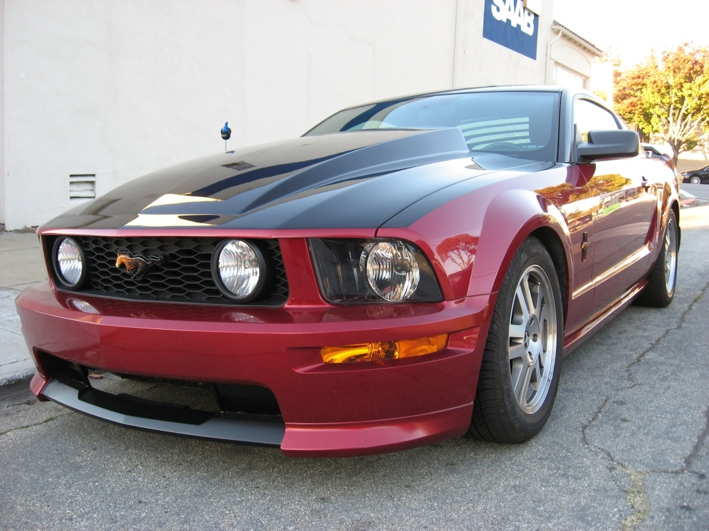 sntmods 2005 Ford Mustang