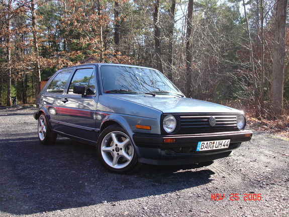 berliner178 1987 Volkswagen Golf Specs Photos Modification Info