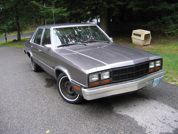 Another Drivesa5 1982 Ford Fairmont post... - 6748059
