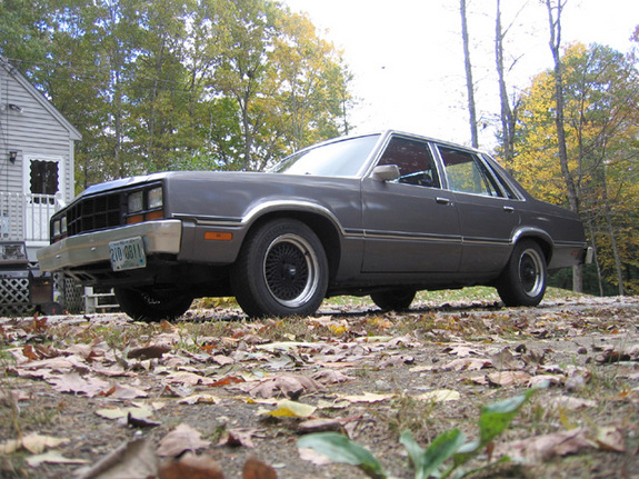 Another Drivesa5 1982 Ford Fairmont post... - 6748063
