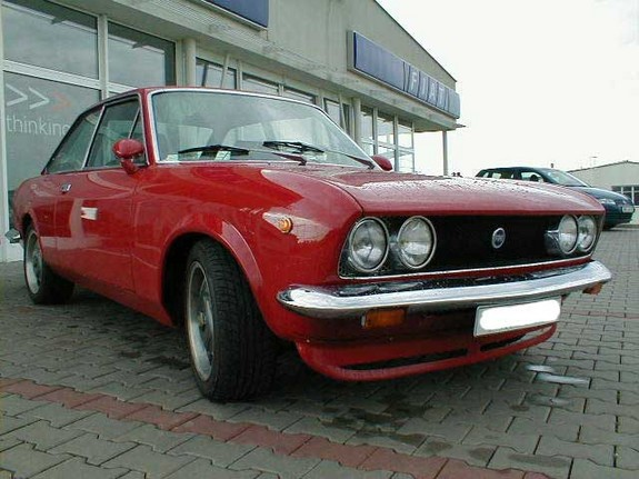 Another samehelrewesh 1973 Fiat Coupe post... - 6747792