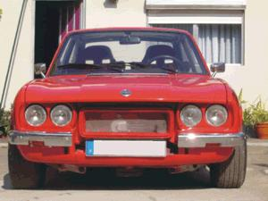 Another samehelrewesh 1973 Fiat Coupe post... - 6747797