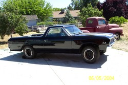 1990pats 1967 Chevrolet El Camino
