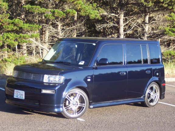 dugzillaxb 2005 scion xb specs photos modification info. Black Bedroom Furniture Sets. Home Design Ideas