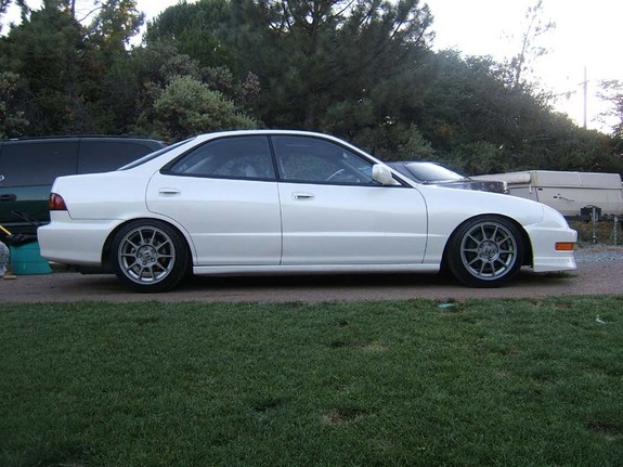 Is this DB8 GSR worth every penny  ClubIntegracom  Acura
