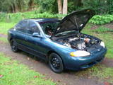 lahainab0is 1996 Hyundai Elantra