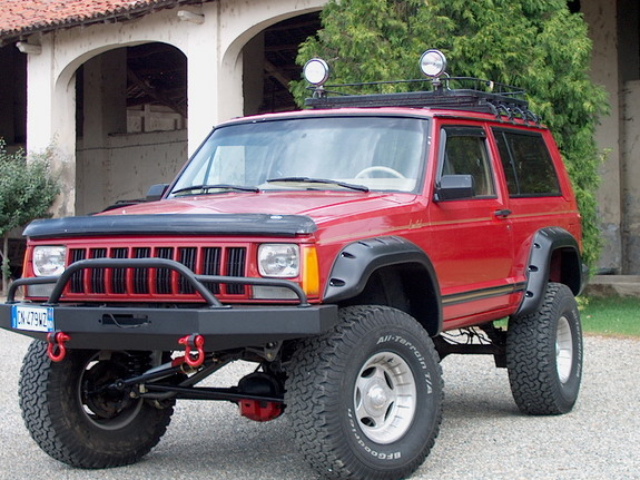 diego zr2 1990 jeep cherokee specs photos modification info at cardomain. Black Bedroom Furniture Sets. Home Design Ideas