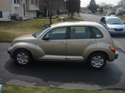 KRUZR 2003 Chrysler PT Cruiser