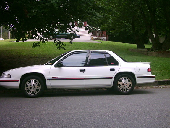 Large on 1993 Chevy Lumina Z34