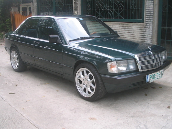 Another keith_jdm 1982 Mercedes-Benz 190-Class post... - 6758856