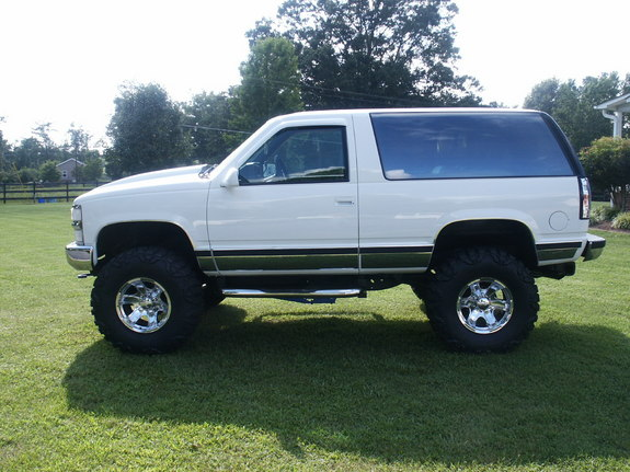 14 Tahoe For Sale >> HoeOn37s 1994 Chevrolet Tahoe Specs, Photos, Modification Info at CarDomain