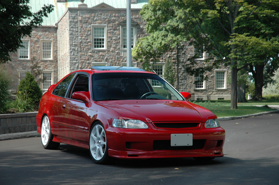Another faCtorial 2000 Honda Civic post... - 6761593