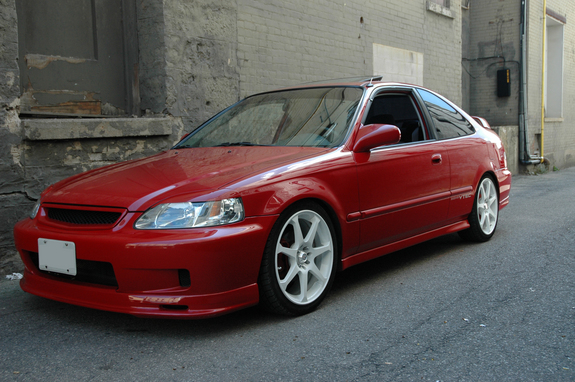 Another faCtorial 2000 Honda Civic post... - 6761602