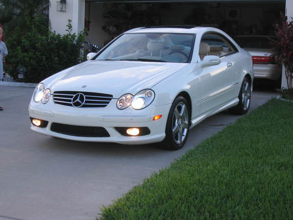 Another dangelophoto 2005 Mercedes-Benz CLK-Class post... - 6763694
