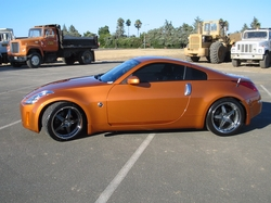 CervanteZs 2005 Nissan 350Z
