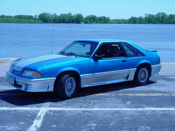 rangerout 1989 Ford Mustang