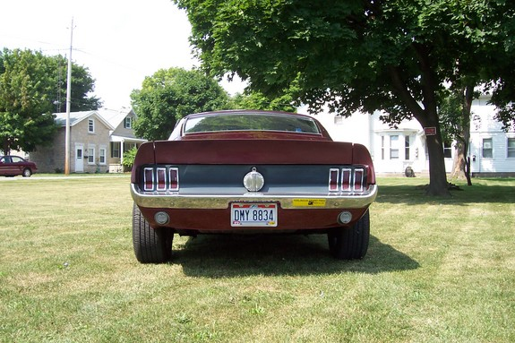 Another nnnick65 1967 Ford Mustang post... - 6772109