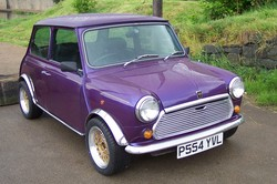 AZN-iCon 1996 MINI Cooper