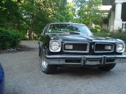 o4playas 1974 Pontiac GTO