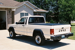 strtjptwofives 1987 Jeep Comanche Regular Cab