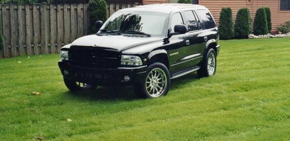 nowadk 1999 dodge durango specs photos modification info. Black Bedroom Furniture Sets. Home Design Ideas