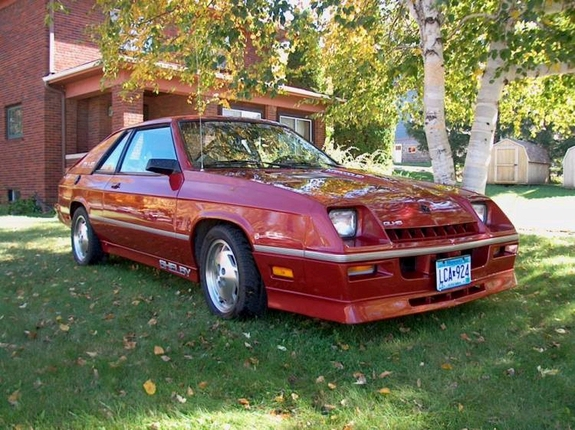 Tyler426 1987 Dodge Charger