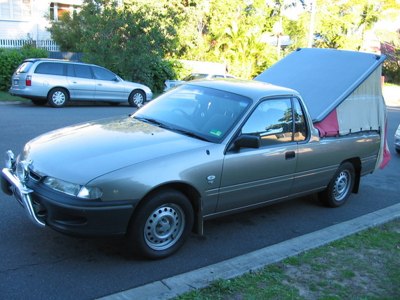 Another Squire_j 1998 Holden Ute post... - 6782571