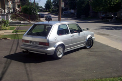 broosts 1984 Volkswagen Rabbit