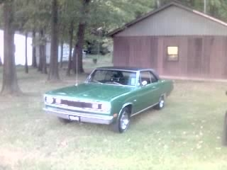dkgreencivic98 1971 Plymouth Valiant