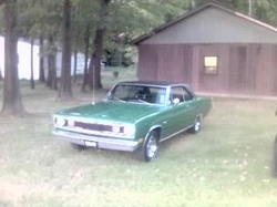 1971 Plymouth Valiant