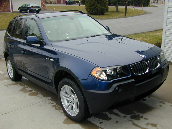 jdeday 2005 bmw x3 specs photos modification info at cardomain. Black Bedroom Furniture Sets. Home Design Ideas