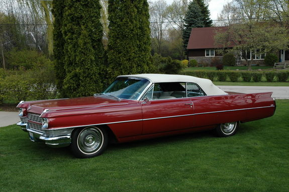 Another eflaws01 1964 Cadillac DeVille post... - 6814989