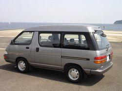 townaces 1992 Toyota Van