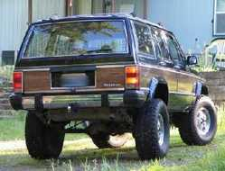 XxXrufioXxXs 1988 Jeep Grand Wagoneer