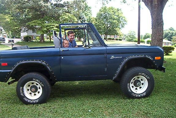 Another Brussell 1971 Ford Bronco post... - 6363321