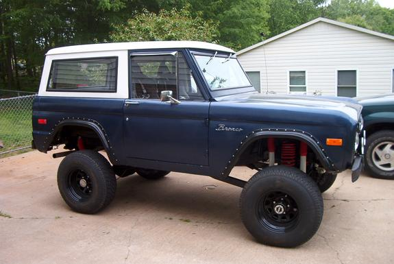 Another Brussell 1971 Ford Bronco post... - 6363322