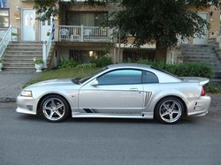 Lucifer_s281 2000 Saleen Mustang