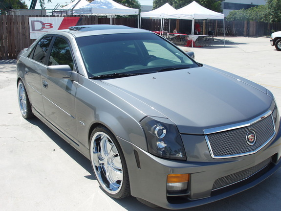 Onephatguy 2006 Cadillac Cts Specs  Photos  Modification