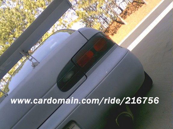Another weeshy 2002 Mazda Protege5 post... - 6791189