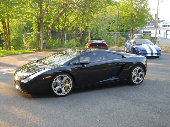 Advancedaudio1 2005 Lamborghini Gallardo Specs Photos