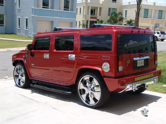 Omarpina 2004 Hummer H2 Specs Photos Modification Info At Cardomain