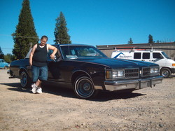 pugzly 1981 Oldsmobile Delta 88