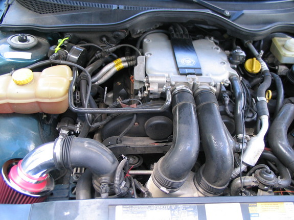 Blacklacs2126 1997 Cadillac Catera Specs Photos Modification Info