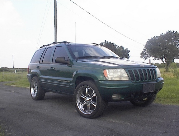 chuchito 1999 Jeep Grand Cherokee