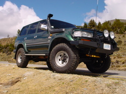 ECAZVxs 1997 Toyota Land Cruiser