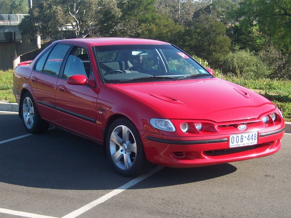 El Xr6 1997 Ford Falcon Specs Photos Modification Info