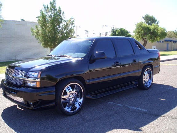 MartinC 2004 Chevrolet Avalanche Specs Photos Modification Info