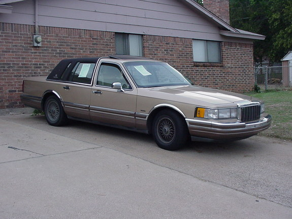 tonyparts 1990 Lincoln Town Car Specs, Photos, Modification Info at CarDomain