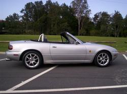 Hillsends 1989 Mazda Miata MX-5